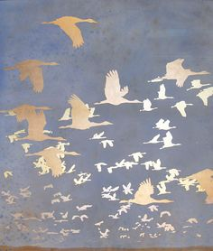 THOMAS SWANSTON | Available Paintings | Reed Fly By