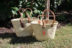 New Zealand is renowned for its Maori Flax baskets, the Polynesian Islanders use Coconut Fibre, Banana and Pandanas leaves.