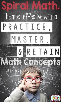 Spiral Math has been a miracle in my classroom! Read about how it can help your students master ALL math standards!