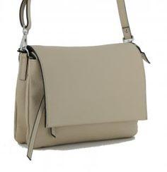 !!!Überschlagtasche Gianni Chiarini Phard beige Three Clutch, Rind, Shoulder Bag, Bags, Leather Satchel, Sachets, Handbags, Silver, Dime Bags