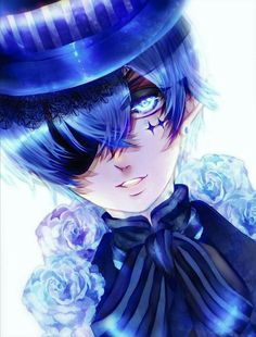 Read Ciel Phantomhive 4 from the story Kuroshitsuji _ Fanart by cryptomnesia_ (♥ Cafuné ♥) with reads. Black Butler Anime, Black Butler 3, Ciel Phantomhive, Tsurezure Children, Black Butler Characters, Book Of Circus, Sebaciel, Black Butler Kuroshitsuji, Anime Merchandise