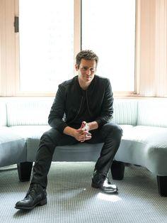 My Dream Cast: Jonathan Groff as Patrick Jonathon Groff, Beautiful Men, Beautiful People, Hello Beautiful, Andrew Rannells, Star Wars, Lin Manuel Miranda, Poses, Dream Guy