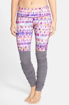 Alo 'Goddess' Ribbed Leggings available at #Nordstrom