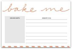 Receptkaarten_bake me_foodblog_eten volgens mij