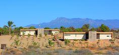 Todos Santos Houses; location: Todos Santos, Baja California Sur, Mexico; type: Residential; year: 2006.