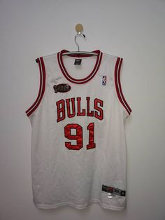 f6c69c8f Excited to share this item from my shop: Nba Chicago Bulls Jersey Nike Dennis  Rodman Jersey nike Chicago Bulls
