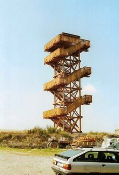 Observation Towers (Various Structures)