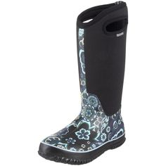 Bogs Women's Classic High Paisley Boot *** Details can be found by clicking on the image.