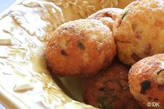 Adai Kunukku Recipe for using up leftover adai maavu