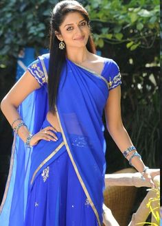 Beauty of/in Saree...!