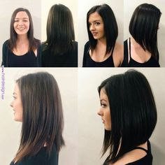 Brazilian Straight Hair Short Bob Cut Wigs Adjustable Pre Plucked top lace Closure Bob Cut Human Hair Wigs For Black Women Wholesale worldwide shipping factory cheap price on sale Long Bob Haircuts, Straight Hairstyles, Lob Haircut Straight, Long Bob Haircut With Layers, Trendy Haircuts, Medium Hair Styles, Curly Hair Styles, Lob Hairstyle, Wig Hairstyles