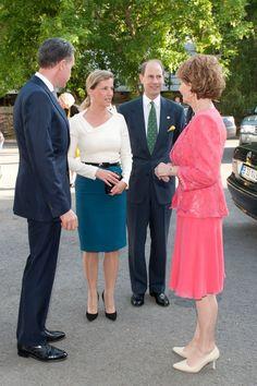 Vizita Principelui Edward al Marii Britanii, 24 iunie 2013, Bucuresti ©Casa Regala a Romaniei