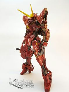 Gundam Astray Odin by Kikijiki Concepts