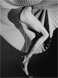 Horst P. Horst - Love this classic image.