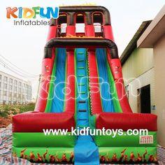 slip n slide inflatable games for sale