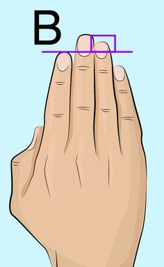 Je ringvinger en wijsvinger verraden of je een aantrekkelijke persoon bent. - Welbewust leven