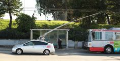 Hacked Prius Running on MUNI Power Lines.  (I'm still wondering if this is an April Fool's joke.)