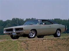 1969 Dodge Charger Mopar Muscle Magazine