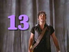 Counting with Bruce Springsteen