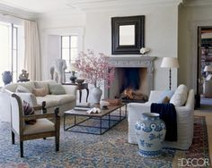 6- My Favorite Living Rooms http://markdsikes.com/2013/10/22/my-favorite-living-rooms/
