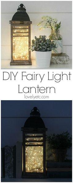 This fairy light lan