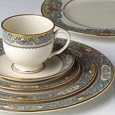 Fine China My Aunt Gave Me Her Entire Lennox Set