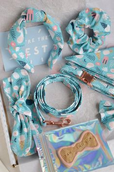 Indoor Crafts, Knotted Headband, Dog Cakes, Dog Pajamas, Handmade Dog Collars, Dog Items, Dog Bows, Diy Hair Accessories, Neckerchiefs