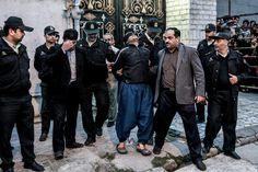 2015, Spot News, 3rd prize stories, Arash Khamooshi ACT OF FORGIVENESS 15 April 2014 Nour-Mazandaran, Iran Prison authorities bring Balal to the scaffold. Iran has one of the highest rates of executions carried out. Some of these executions are public. In December 2007, Abdollah, a 17-year-old boy, was killed in a street brawl in the Wednesday market in Nour by his childhood friend Balal.