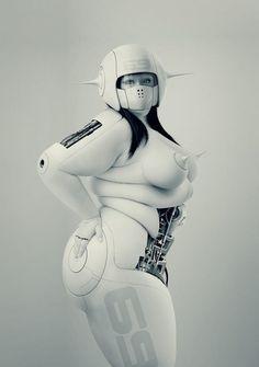 25 Amazing Futuristic 3D Robot Character Designs by Benedict Campbell. Follow us www.pinterest.com/webneel Harrison Ford, Blade Runner, 3d Character, Character Design, Koi, Cyberpunk 2020, Cyberpunk Fashion, Cyberpunk Art, Steampunk
