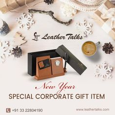 With our treasure trove of New Year gift ideas, choose the best gifts online for your friends and close ones and bring a beautiful smile to their faces. Take a look at our leather #desktopaccessoryset of multiple varieties and designs. http://leathertalks.com/product/desktop-accessory-set-xii/