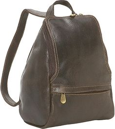 9ae1fc64f6 Le Donne Leather Distressed Leather U-Zip Womens Backpack on shopstyle.com Mini  Backpack