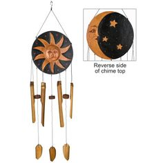 I want these, but can't afford them just yet! Celestial Bamboo Chime