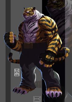 Tiger! by ~KimJacinto on deviantART
