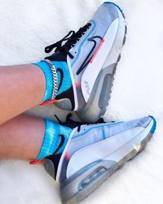 2090 however 😍 Shop the Air Max at the bio RN📲 📸: Cute Sneakers, Air Max Sneakers, Sneakers Nike, Jordan Outfits For Girls, Girl Outfits, Sneaker Store, Shoe Boots, Shoes Heels, Hype Shoes
