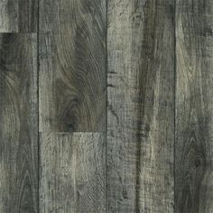 Armstrong Flooring Pickwick Landing III W x Cut-to-Length Plank Gray Wood Look Low-Gloss Finish at Lowe's. Pickwick Landing& III Premium Vinyl Sheet Flooring offers incredible realism and authentic textures in an affordable yet durable structure. Vinyl Flooring Rolls, Vinyl Sheet Flooring, Vinyl Flooring Kitchen, Linoleum Flooring, Plank Flooring, Wood Planks, Playground Flooring, Armstrong Flooring, Grey Wood