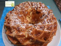 Los Postres de Elena: Bund cake de fruta confitada. http://www.lospostresdeelena.com/2016/11/bund-cke-de-fruta-confitada.html #Cocina #Tenerife #Canarias #España #BundCake #Fruta