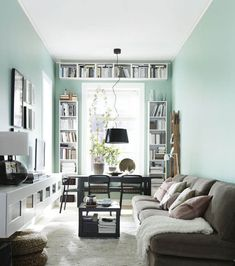 7 tips for laying out a narrow living room | Interior Design | Decology