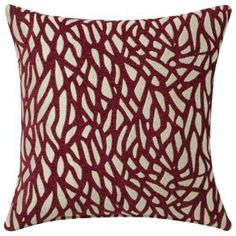 Spotlight offers comfortable and colourful filled cushions to brighten up any room at home! Cushions For Sale, Red Cushions, Burgundy Color, Colour Red, Fire And Ice, Quilt Cover, Cushion Covers, Family Room, Colours