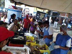 La Plomada: Feria Socialista del Pescado ofrece 80 toneladas d...