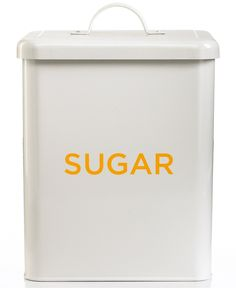 Martha Stewart Collection Food Storage Canisters - $17 Each