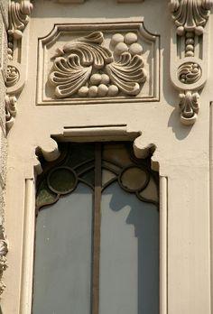 Torino, Via Luigi Cibrario, Jugendstilhaus (art nouveau house) | Flickr - Photo Sharing!