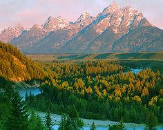 You like the mountains do ya? Check out the Grand Teton National Park. Beautiful country!