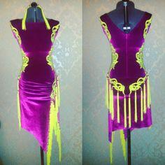 Латина Ю-1  #latindress #ballroomdress #dia_dress #пошивтанцевальнойодежды #одежда #ткань #chrisanneclover #бальныетанцы #latindance