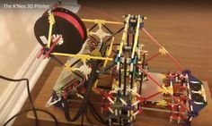College Student Creates a 3D Printer Using a Popular Childhood Toy