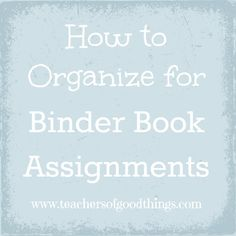 Pin82 Share Tweet +1 Share StumbleShares 82   If you love using notebooks or lapbooks in your homeschool, you will want to be sure you learn about binder books!  We use binder books in so many ways, so being organized for assignments is a good thing when it comes to getting them done on time. […]