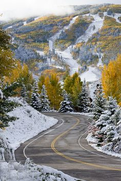 USA Road Trip Ideas and Tips. If you are looking to head out on a road trip, there are a lot of different places you could go. Below, we will be going over some of the top USA road trip Le Colorado, Colorado Mountains, Rocky Mountains, Colorado Winter, Montana Winter, Visit Colorado, Colorado Rockies, Colorado Springs, Beautiful World