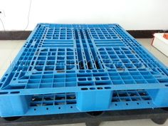 333 Ft X 4 Plastic Pallets Used As Decking Instead Of Wood