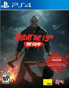 Friday the 13th $29.99 – all about games