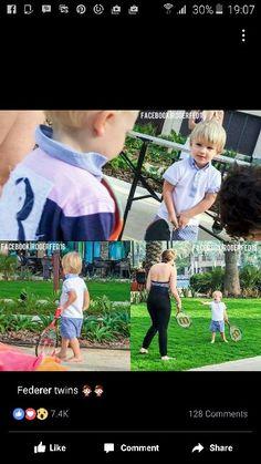 Federer s family