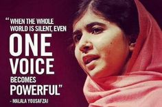 11 Malala Yousafzai Quotes Every Girl In Your Life Should Read